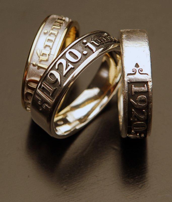 Gyűrű felállítása Ékszerjavítás